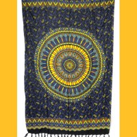 Sarong Pareo Mandala Magic Wickelrock